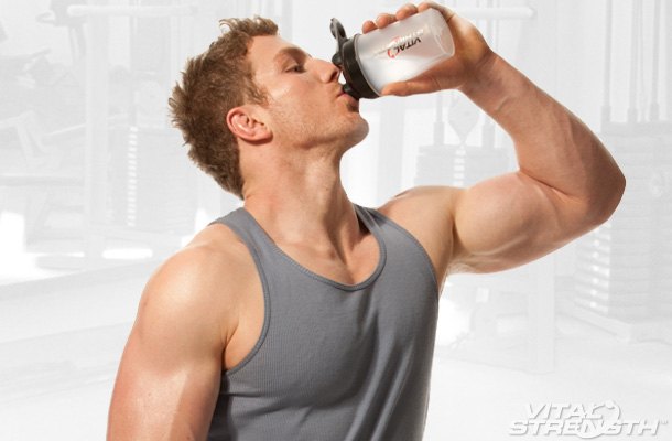 DAVID POCOCK'S MUSCLE BUILDING SMOOTHIE-Vitalstrength Blog