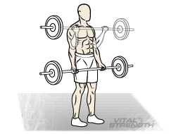 Best Arm Workout - BARBELL CURL
