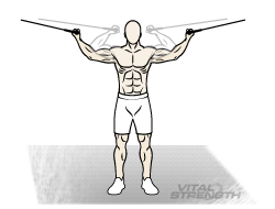 Best Arm Workout - OVERHEAD CABLE CURL