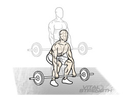 BEST MASS EXERCISES 1 BARBELL DEADLIFTS