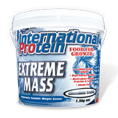 #5 Best Weight Gainer Powder Supplements - International Protein Extreme Mass