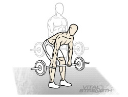 BEST MASS EXERCISES 6  STRAIGHT LEG DEADLIFTS