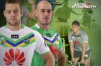 Get Big for Football. Canberra Raiders