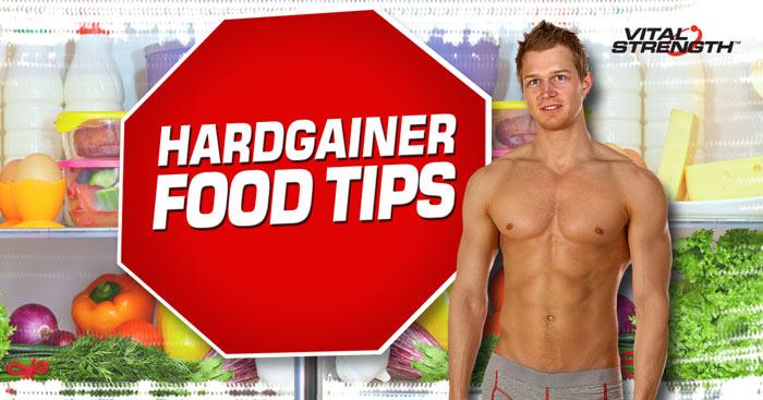 Hardgainer-Diet