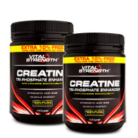 Creatine Facts: Vitalstrength-Creatine