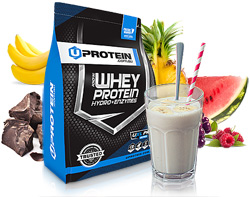 #2 Best Protein For Women - Uprotein Womens 100% Whey Protein