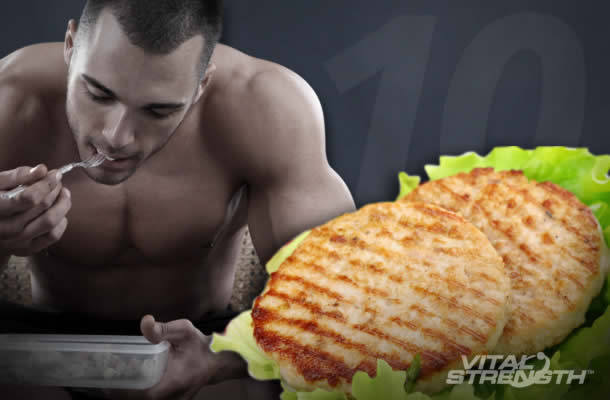 10 BEST HIGH PROTEIN MUSCLE MEALS & RECIPES TO GET RIPPED
